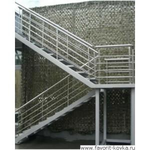 Лестница пожарная11