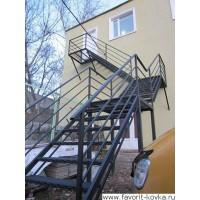 Лестница пожарная24