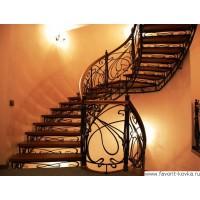 Лестница винтовая10