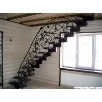 Лестница винтовая15