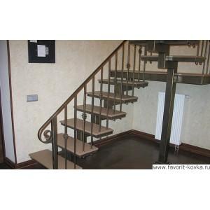Лестница винтовая21