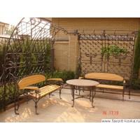 Мебель для сада и дачи от компании «Фаворит» - качественно и недорого