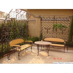 Мебель для дачи и сада1