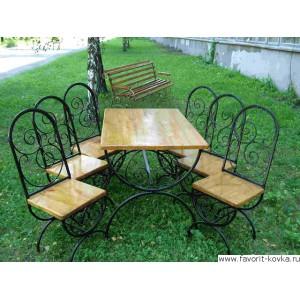 Мебель для дачи и сада23