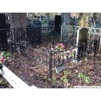 Ограда ритуальная24