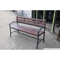 Парковые скамейки от нашей компании – красота, удобство, доступные цены!