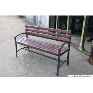Парковые скамейки1