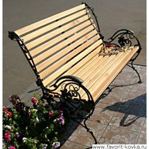 Парковые скамейки3