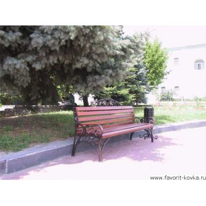 Парковые скамейки4