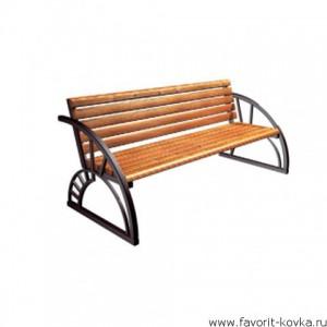 Парковые скамейки6