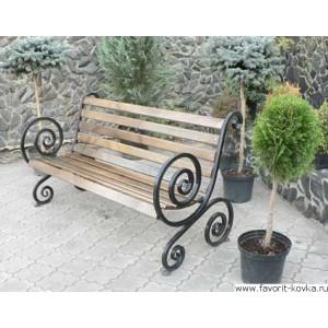 Парковые скамейки8