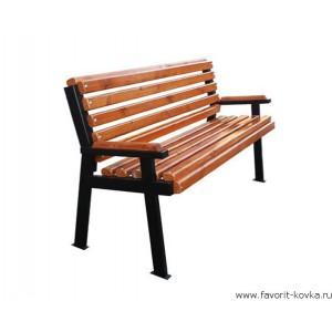 Парковые скамейки9