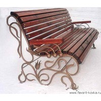 Парковые скамейки14