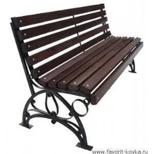 Парковые скамейки15