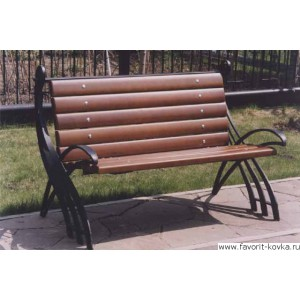 Парковые скамейки16
