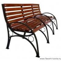 Парковые скамейки19
