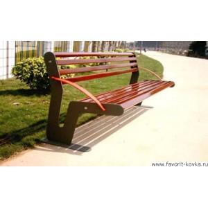 Парковые скамейки20