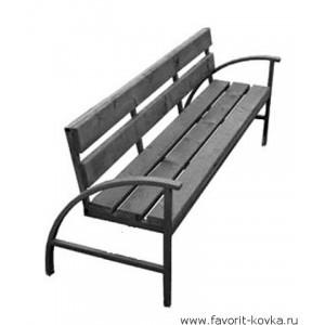 Парковые скамейки21