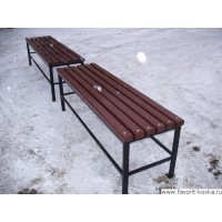 Парковые скамейки24