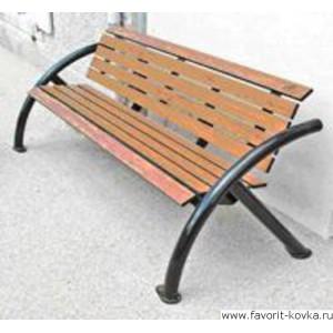 Парковые скамейки25