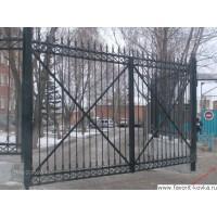 Сварные ворота24