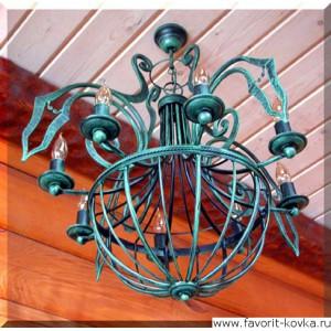 Светильники и люстры12